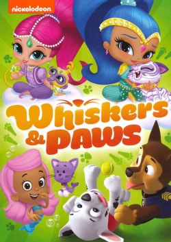 Nickelodeon Favorites: Whiskers & Paws (DVD)