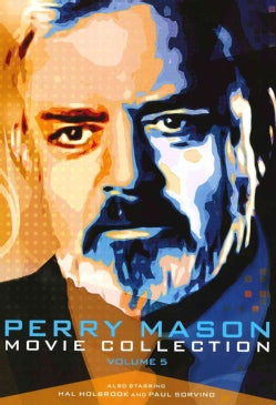 Perry Mason: Movie Collection Vol. 5 (DVD)