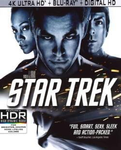 Star Trek XI (4K Ultra HD Blu-ray)