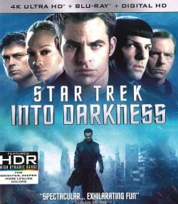 Star Trek Into Darkness (4K Ultra HD Blu-ray)