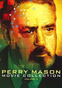Perry Mason Movie Collection Vol. 4 (DVD)