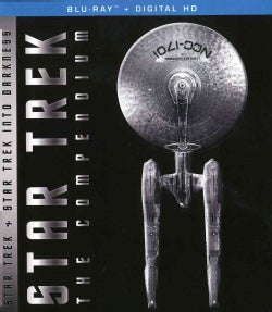 Star Trek: The Compendium (Blu-ray Disc)