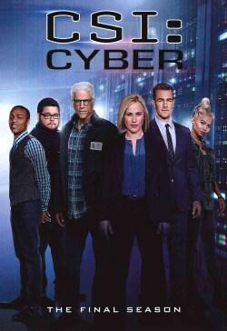 CSI: Cyber: The Final Season (DVD)