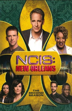 NCIS: New Orleans: The Two Season (DVD)