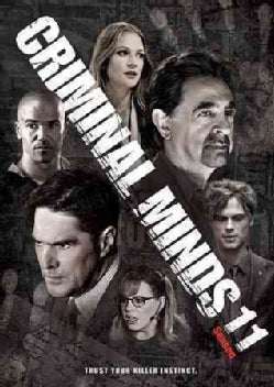 Criminal Minds: The Eleventh Season (DVD)