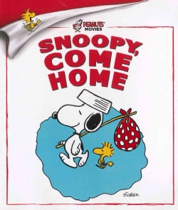 Peanuts: Snoopy, Come Home (Blu-ray Disc)