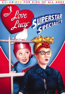 I Love Lucy: Superstar Special #1 (DVD)