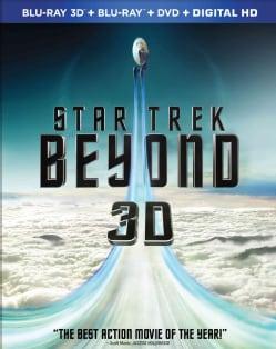 Star Trek: Beyond 3D (Blu-ray/DVD)