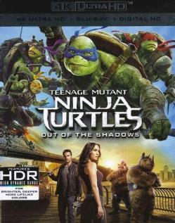 Teenage Mutant Ninja Turtles: Out Of The Shadows (4K Ultra HD Blu-ray)