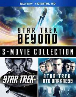 Star Trek Trilogy Collection (Blu-ray Disc)