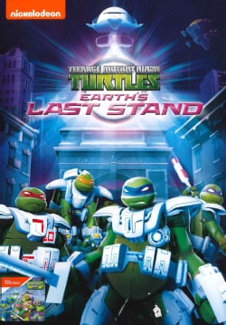Teenage Mutant Ninja Turtles: Earth's Last Stand (DVD)