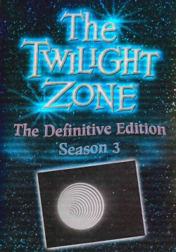 The Twilight Zone: The Complete Third Season (DVD)