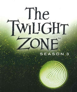 The Twilight Zone: Season Three (Blu-ray Disc)