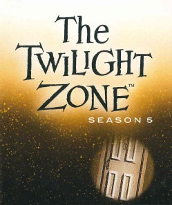 The Twilight Zone: Season Five (Blu-ray Disc)