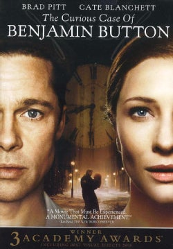 Curious Case Of Benjamin Button (DVD)