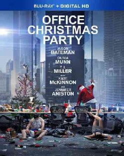 Office Christmas Party (Blu-ray/DVD)