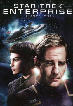Star Trek: Enterprise The Complete First Season
