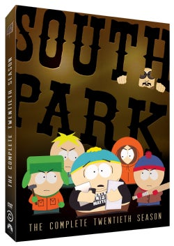 South Park: The Complete Twentieth Season (DVD)