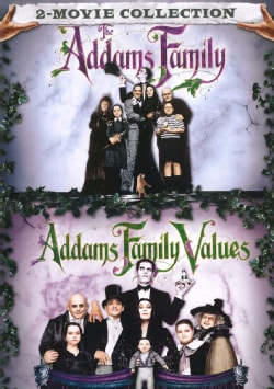 Addams Family/The Addams Family Values 2 Movie Collection (DVD)