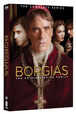 The Borgias: The Complete Series Pack