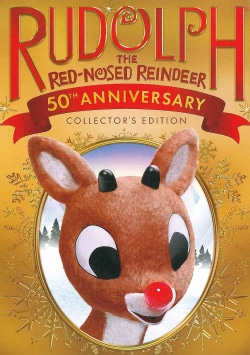 Rudolph the Red-Nosed Reindeer: 50th Anniversary Edition (DVD)