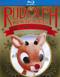 Rudolph the Red-Nosed Reindeer: 50th Anniversary Edition (Blu-ray Disc)