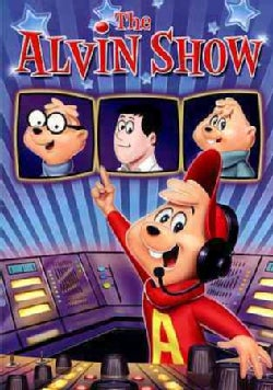 Alvin and The Chipmunks: The Alvin Show (DVD)