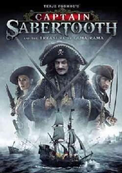 Captain Sabertooth and The Treasure of Lama Rama (DVD)