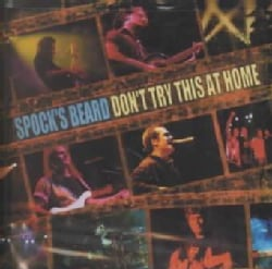 Spock's Beard - Don't Try This at Home Live