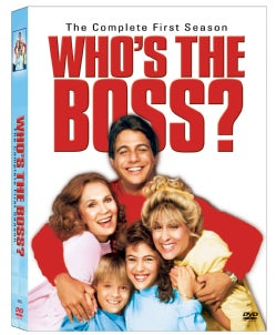 Who's The Boss: The Complete First Season (DVD)