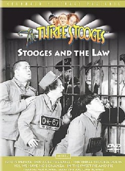 Three Stooges: Stooges and the Law (DVD)