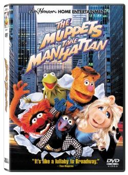 Muppets Take Manhattan (DVD)