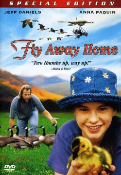 Fly Away Home - Special Edition (DVD)