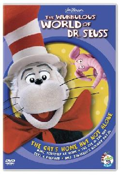 The Wubbulous World of Dr. Seuss: The Cat's Home But Not Alone (DVD)