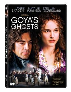 Goya's Ghosts (DVD)