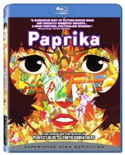 Paprika (Blu-ray Disc)