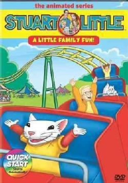 Stuart Little: A Little Family Fun (DVD)