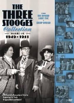 The Three Stooges Collection: 1949-1951 (DVD)