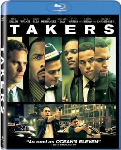 Takers (Blu-ray Disc)