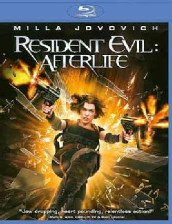 Resident Evil: Afterlife (Blu-ray Disc)