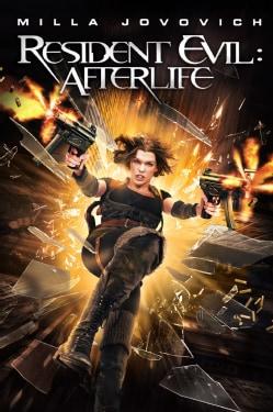 Resident Evil: Afterlife (DVD)