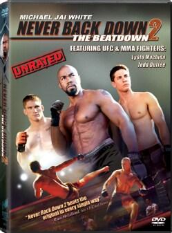Never Back Down 2: The Beatdown (DVD)