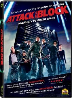 Attack The Block (DVD)