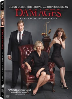 Damages: The Complete Fourth Season (DVD)