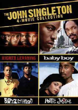 John Singleton Multi Feature Fall 2012 (DVD)