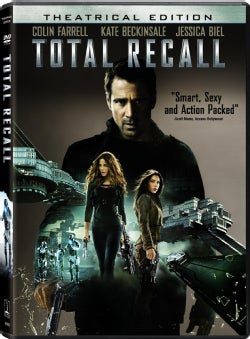 Total Recall (2012) (DVD)