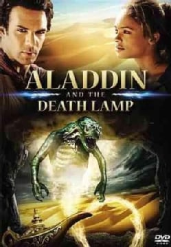 Aladdin and The Death Lamp (DVD)