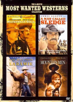 Most Wanted Westerns (DVD)