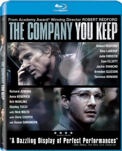 The Company You Keep (Blu-ray Disc)