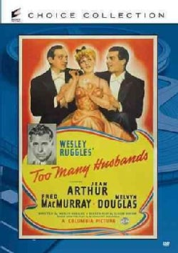 Too Many Husbands (DVD)